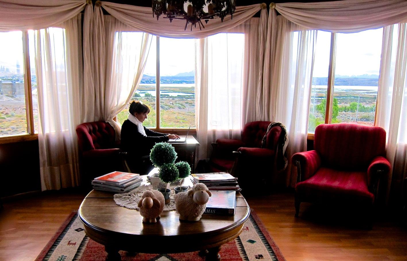 Ecrire en Patagonie