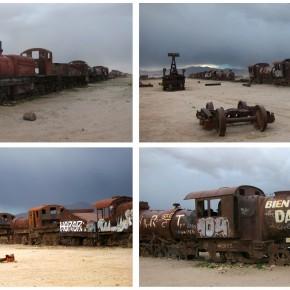 Uyuni - trains