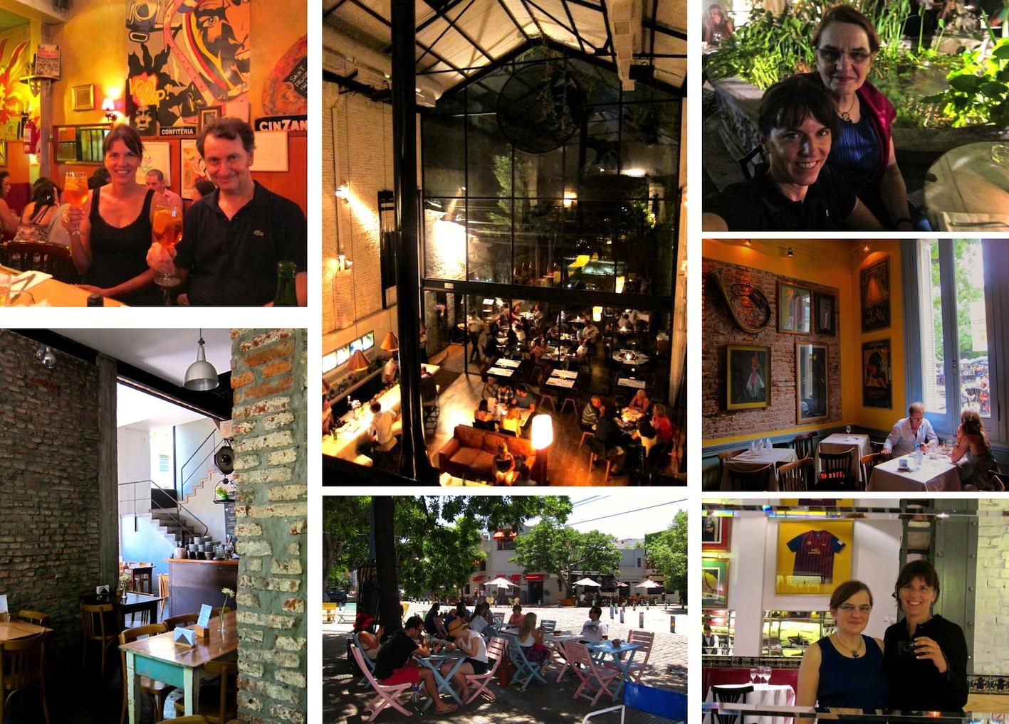 Les cafés d'aujourd'hui à Buenos Aires