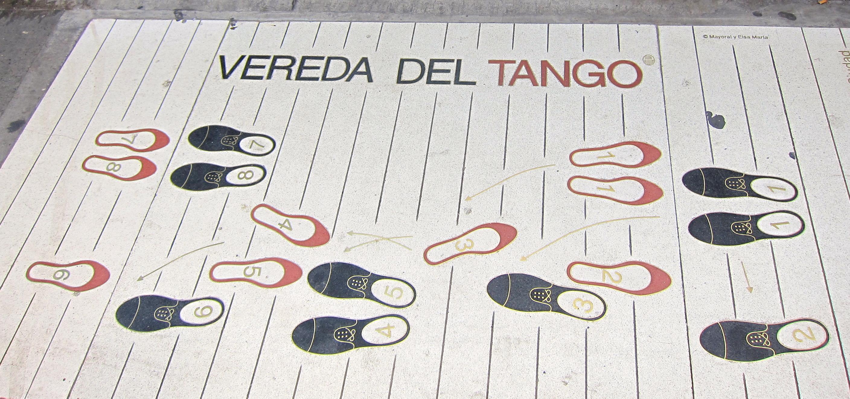 pas tango