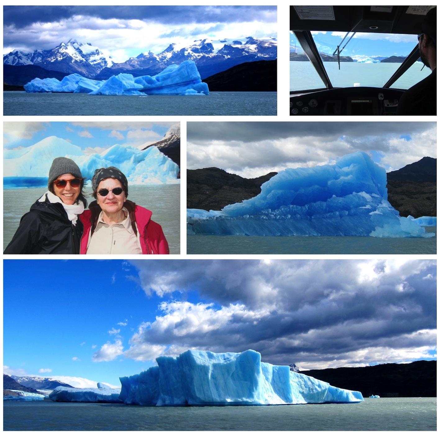 upsala - icebergs