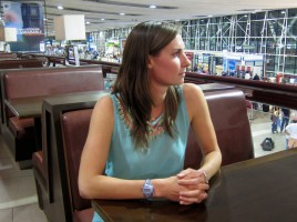 Brittany - aeoport Satniago