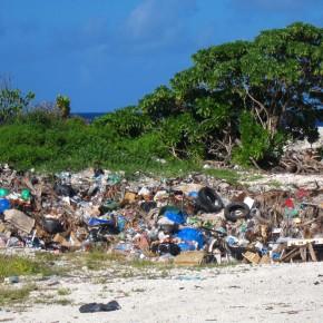 Une gestion des ordures simpliste