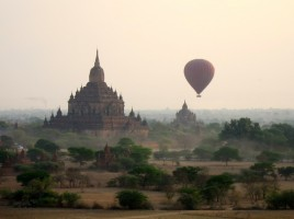 miniature Bagan