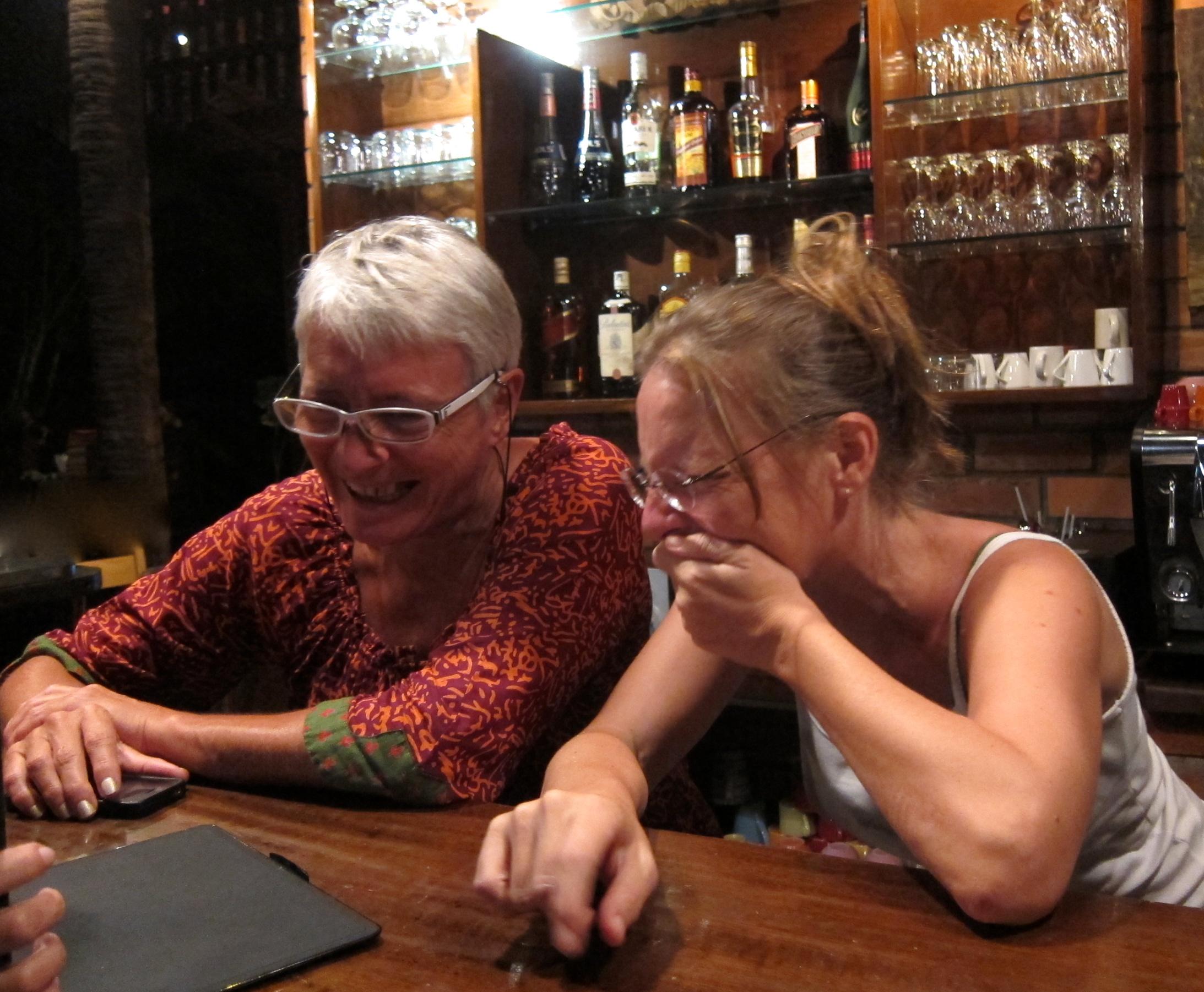 natacha & Anne-Cecile