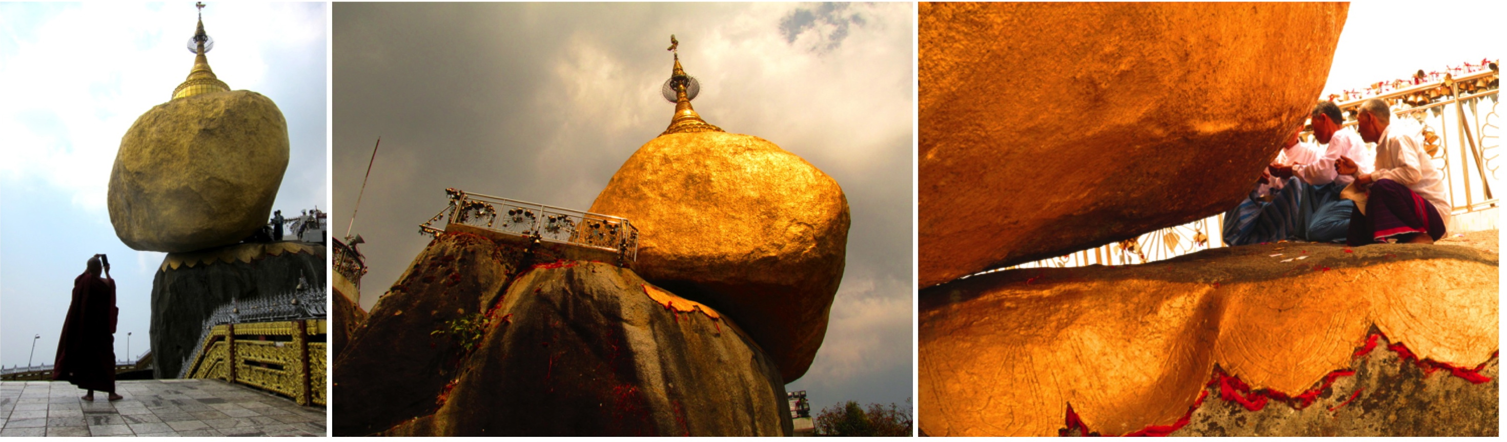 ze famous golden rock