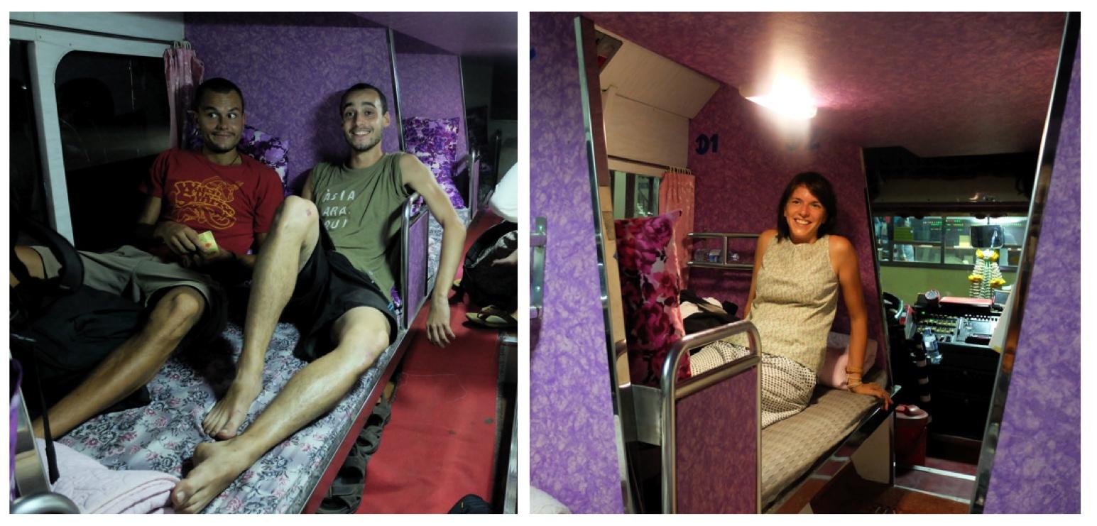Sleeping bus, le luxe en petit